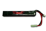 Batterie stick LiPo 7,4V 1100mAh 20C - KyPOM
