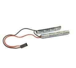 Batterie SWISS ARMS NiMH type 'CQBR' 9.6V 1600mAh