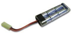 Batterie SWISS ARMS NiMH type Mini 8.4V 1600mAh