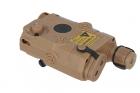 Battery Casing - AN/PEQ-15 Replica - Tan GFC