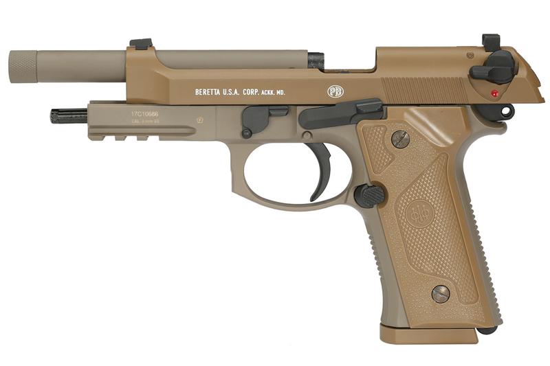 Beretta M9 A3 FDE Co2 blow-back UMAREX