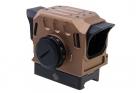 Blackcat Airsoft EG1 Red Dot Sight - Tan