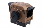 Blackcat Airsoft EG1 Red Dot Sight - Tan