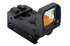 Blackcat Airsoft Folding Red Dot Sight - Grey
