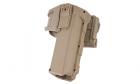 Blackcat Tactical Molle Holster for Tokyo Marui Model 17 / 18 TAN