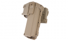 Blackcat Tactical Molle Holster for Tokyo Marui Model 17 / 18 TAN
