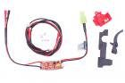 Bloc détente électronique ETU 2.0 & Mosfet 3.0 G&G Armament