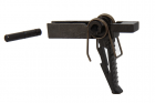 Bloc détente Match en acier pour M4 GBBR - VFC