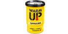 boisson outdoor auto-chauffante warm up cappucino