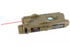 Boitier AN / PEQ 2 Battery Case DE Element