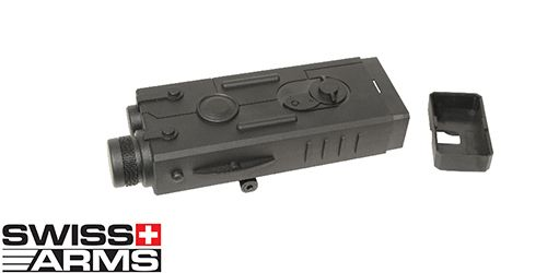 Boitier AN/PEQ C48 SWISS ARMS