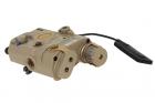 Boitier LA-5 UHP AN/PEQ 15 Laser Lampe DE ELEMENT