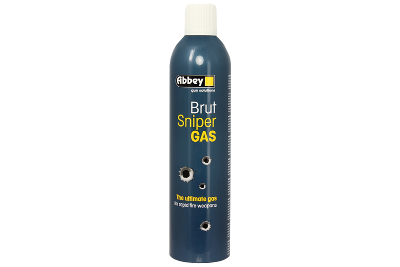 Bouteille de gaz Brut Sniper ABBEY