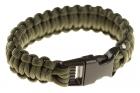 Bracelet Paracord OD Invader Gear