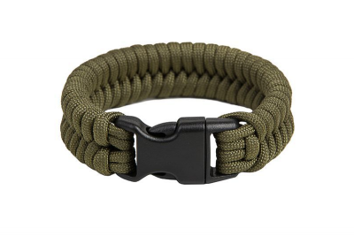 Bracelet Paracorde FISH Army Green