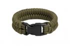 Bracelet Paracorde FISH Army Green