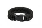 Bracelet Paracorde FISH Black