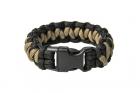 Bracelet Paracorde SOLOMON Black