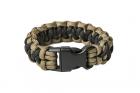 Bracelet Paracorde SOLOMON Coyote Brown