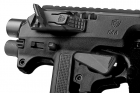 CAA Airsoft Division MICRO RONI G5 Pistol - Carbine Conversion for Glock Series - BK