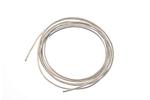 Câble en fil d\'argent 2 mètres HOMA