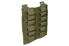 Cartouchière 12 cartouches Shotgun OD 5.11 idéale pour vos parties d'airsoft au fusil à pompe