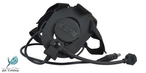 Casque Bowman Evo III Black Z-TACTICAL