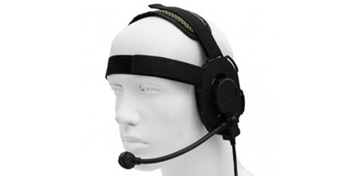 Casque Bowman Evo III Black Z-TACTICAL