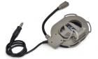 Casque Bowman IV Foliage Green Z-Tactical pour équipement de communication audio airsoft.