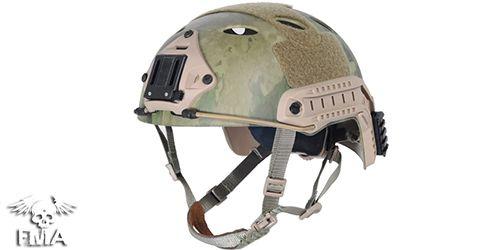 Casque Fast Helmet Type A-TACS FMA