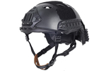 Casque Fast Helmet Type Black FMA