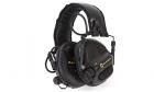 Casque IPSC Ear-Muff Noir Earmor