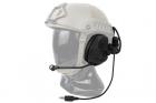 Casque RA Headset 3D Noir TMC
