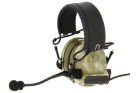 Casque zComtac II headset A-TACS Z-TACTICAL