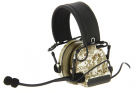 Casque zComtac II headset Digital Desert Z-TACTICAL