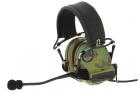 Casque zComtac II headset Multicam Z-TACTICAL