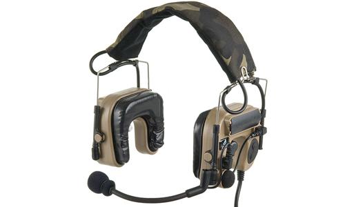 Casque Zcomtac Iv De Head Set Z Tactical