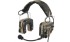 Casque ZcomTAC IV DE Head Set Z-TACTICAL