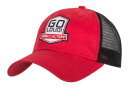 Casquette Feed Cap GO LOUD! Red Direct Action
