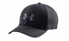 Casquette Stretch Fit Cap HeatGear Black UNDER ARMOR