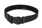 Ceinture d\'intervention Cordura 3 points 50mm Noir TOE