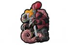 Chameleon Halloween - Red Helikon