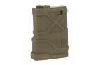 Chargeur HPA Speed Low-cap 70 billes court Enforcer tan