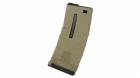 Chargeur M4 Hi-cap 300 billes Tan ICS