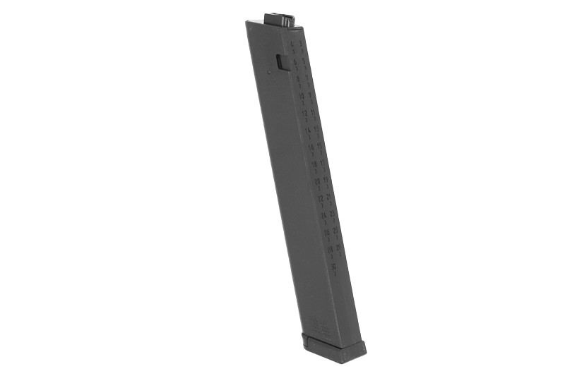 Chargeur QRF Mod.2 Midcap 120rds (KWA)