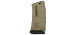 Chargeur airsoft Real-cap M4 45 billes Tan ICS