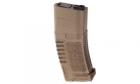 Chargeur airsoft  type M4 Hid-cap 300 billes balles apparentes DE Amoeba ARES