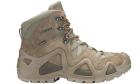 Chaussures tactiques Zephyr GTX MID TF Coyote LOWA pour l'airsoft, activité outdoor et forces d'intervention