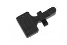 CNC Bolt Catch AR15 - B - black Retro Arms