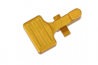 CNC Bolt Catch AR15 - B - gold Retro Arms